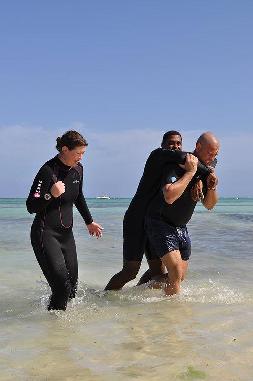 PADI Junior Rescue Diver