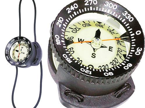 Beaver Pilot Compass With Wrist Bungee
