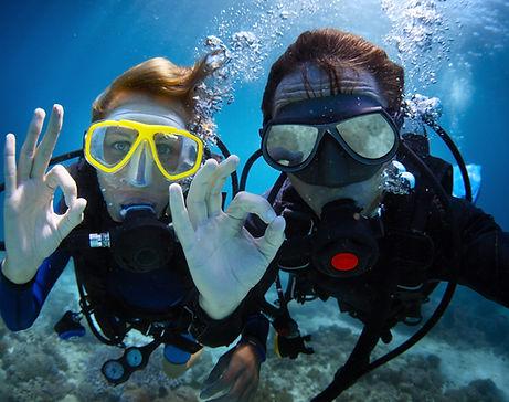 PADI Advanced Divers - Scuba Courses Testimonial