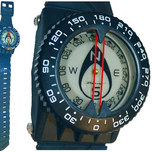 Beaver Navigator Wrist Mounted Compass
