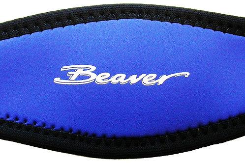 Beaver Neoprene Mask Strap Cover