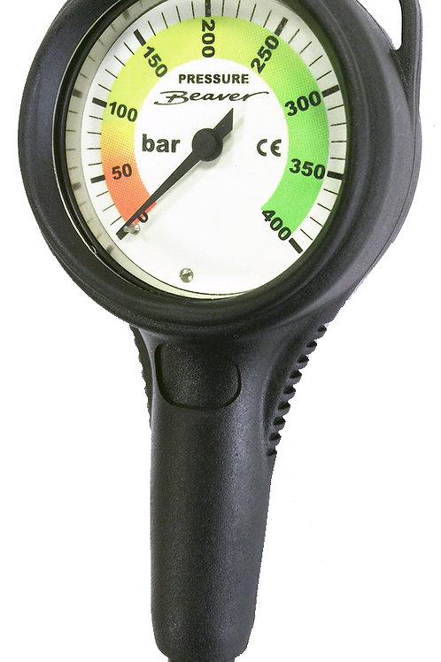 Beaver Reporter 400 Bar Pressure Gauge