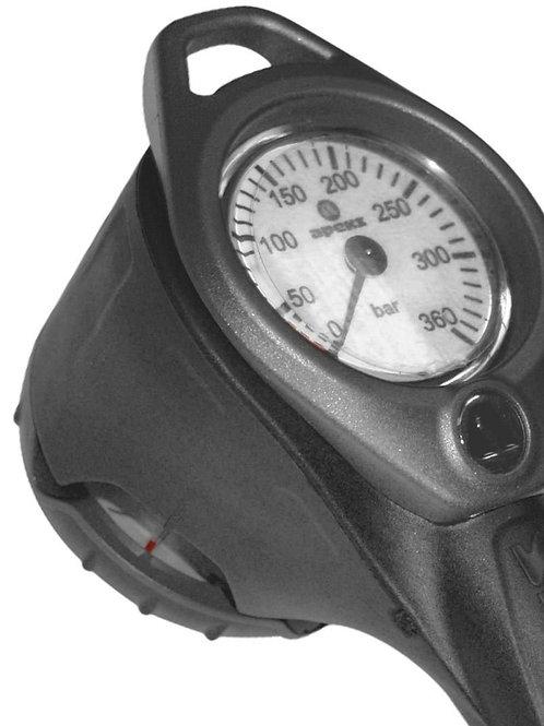 Apeks Compass & Pressure Gauge