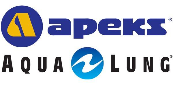 Apeks & Aqualung Logo