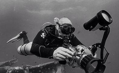 Darren McNamara - PADI Course Director Scuba Diving Instructor
