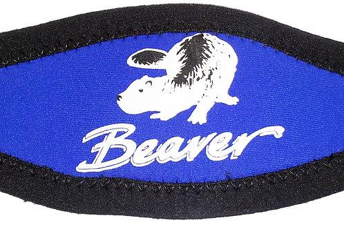 Beaver Neoprene Mask Strap