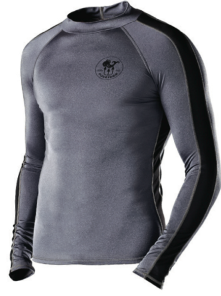 Poseidon Mens Long Sleeved Rashguard Top