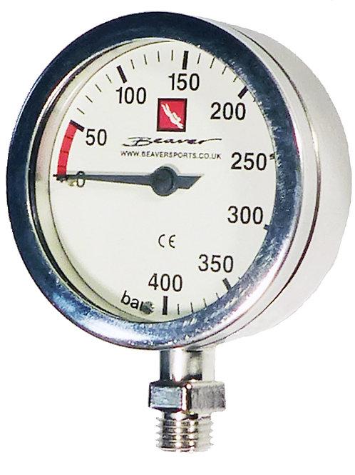 Beaver 60mm 400 Bar Pressure Gauge Capsule