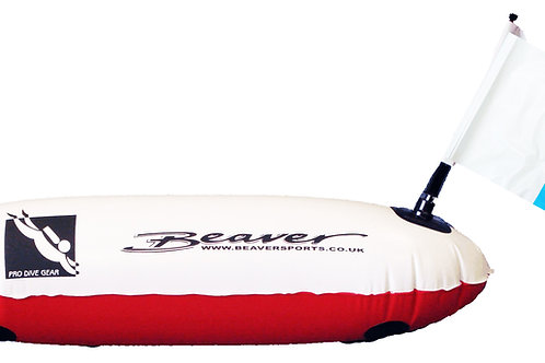 Beaver Torpedo Surface Marker Buoy