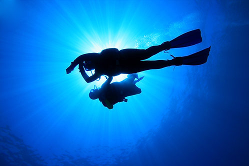 PADI Underwater Navigation