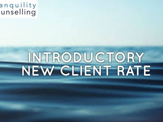 New Client Rate