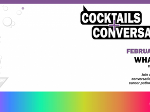 "Cocktails + Conversations: What's the ""Deal""?"