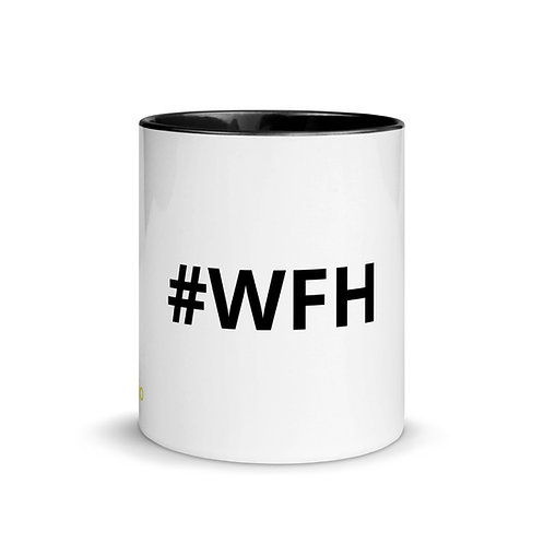 Mug with Color Inside   #WFH