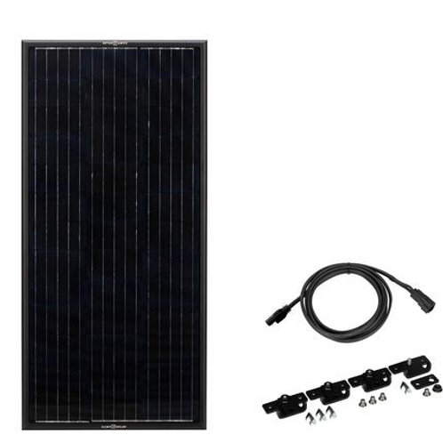 ZAMP Obsidian 45 Watt Solar Panel Kit