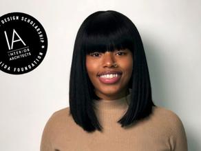 Kelia Todd - IA Interior Architects Diversity in Design Scholarship Winner