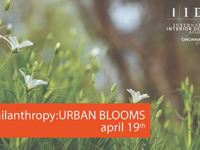 GET DIRTY with IIDA and Urban Blooms