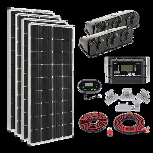 ZAMP 680-Watt Roof Mount Kit