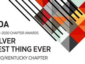 IIDA Ohio Kentucky 2019-2020 Chapter Award Winner!