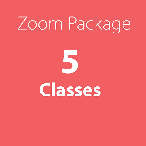 Zoom Package - 5