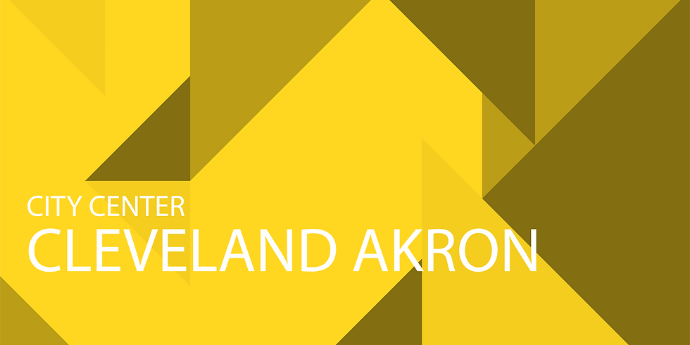 Cleveland Akron City Center Meeting