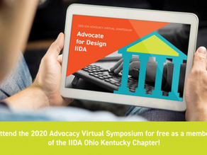 IIDA Advocacy Virtual Symposium