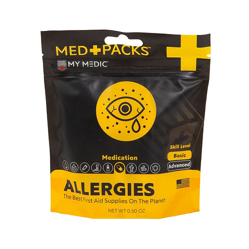 MedPacks | Allergies
