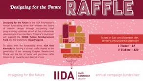 Designing for the Future Raffle Fundraiser