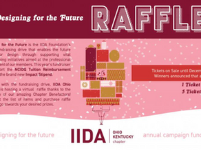 Designing for the Future Raffle Fundraiser