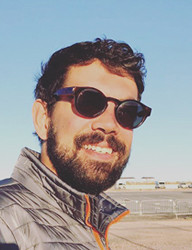 Marcelo Sarkis - TV Globo