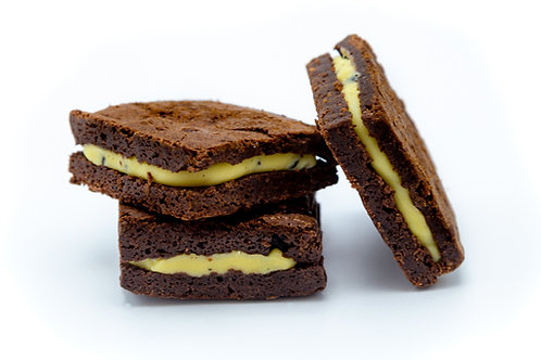 Brownie Maracujá
