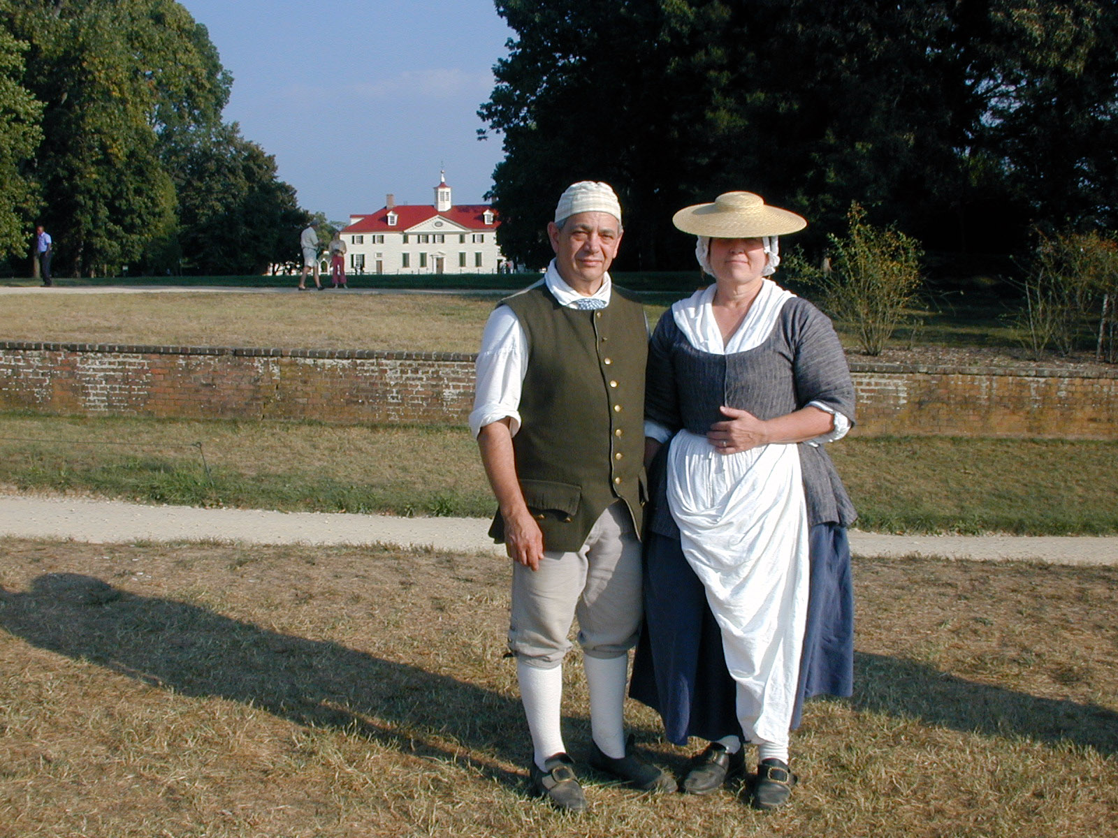 Carl and Marcia - Mount Vernon