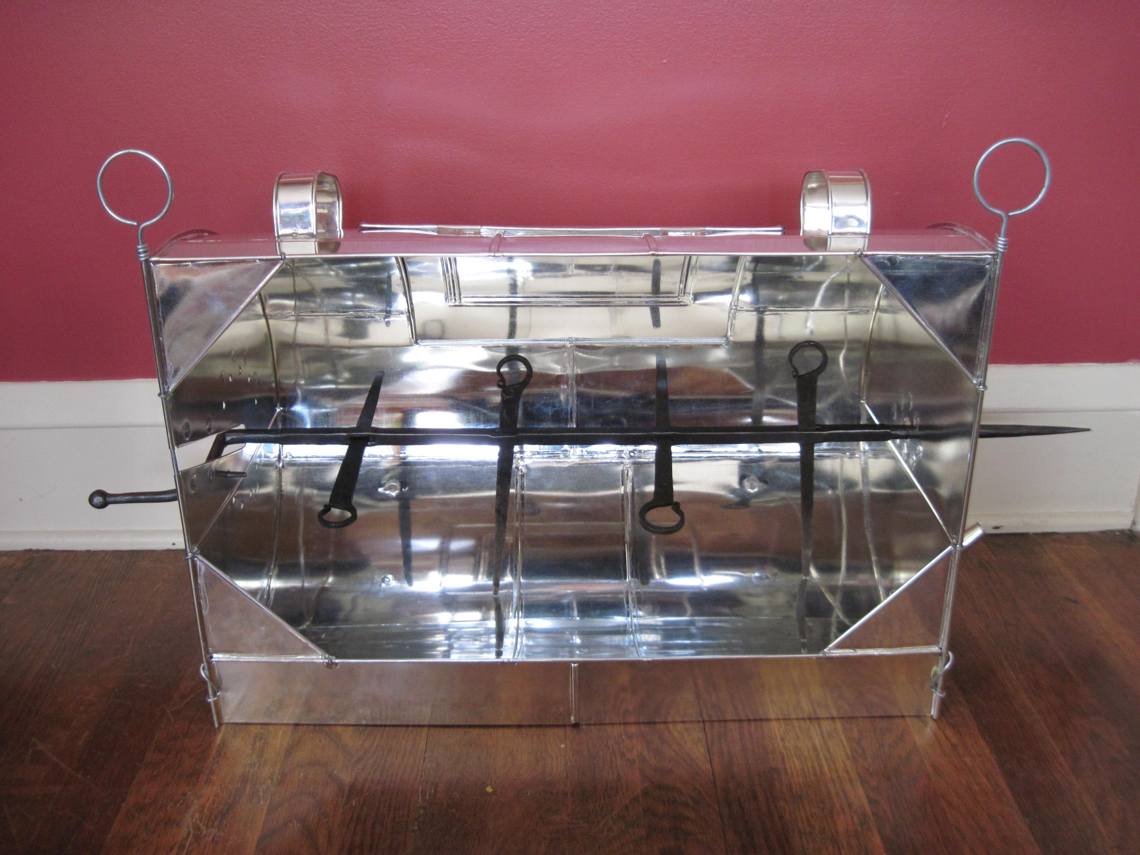 Tin Kitchen - Front View