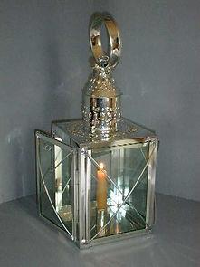 Revolutionary War Lantern