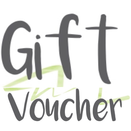 CAN'T DECIDE? GIVE A GIFT VOUCHER!