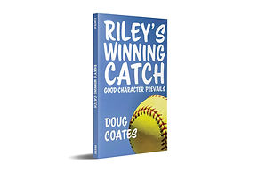 Riley's Winning Catch - book cover