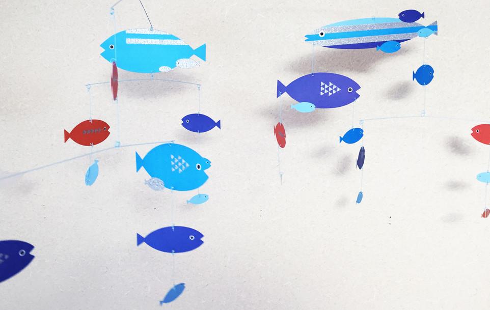mobile fish