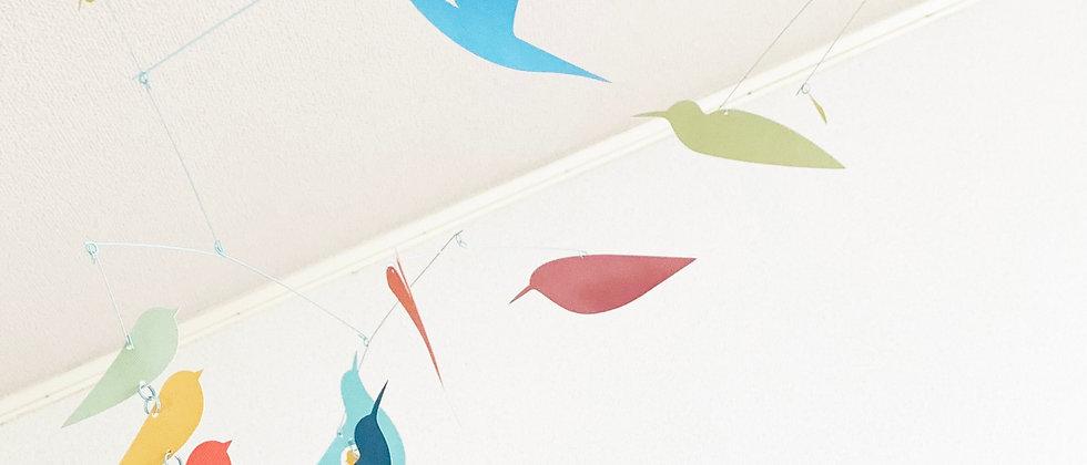 MOBILE BIRDS