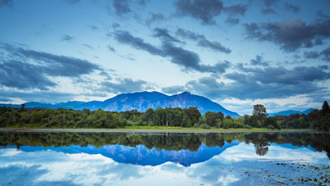 Mount Si Reflection