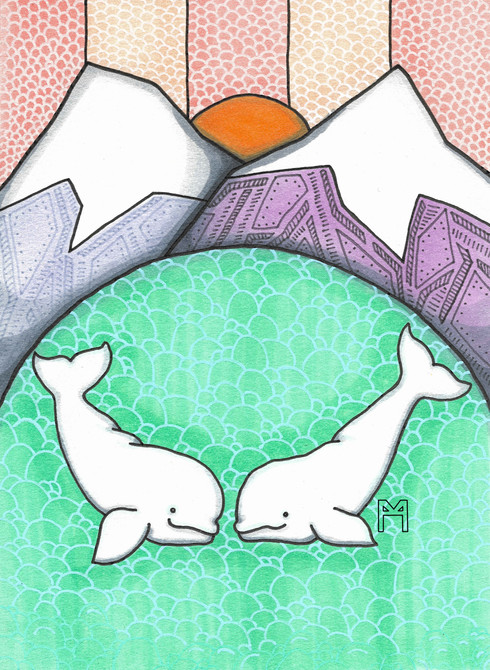 Beluga Love