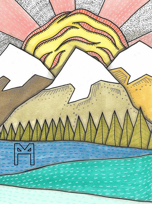 Mountain Rose 1