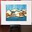 Thumbnail: Mountains and Sea Original Art