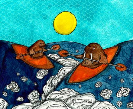 Walrus Kayak