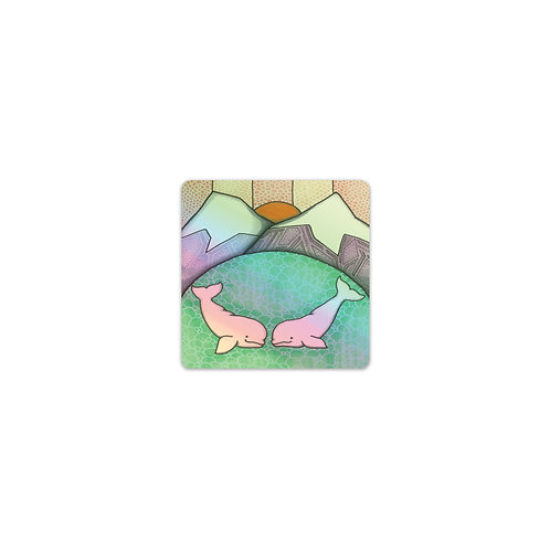 Beluga Love Sticker