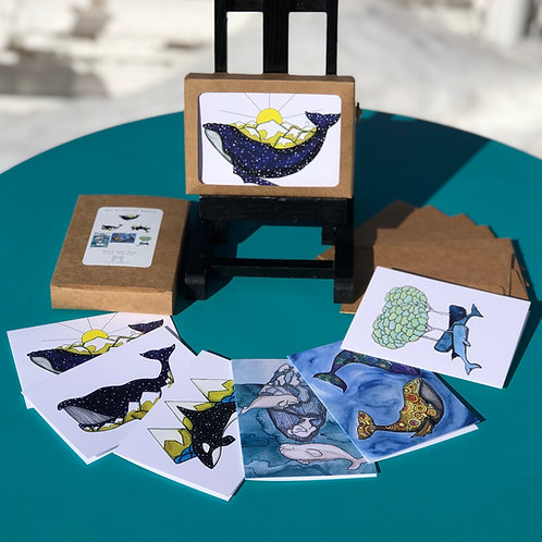 Whale Card Pack