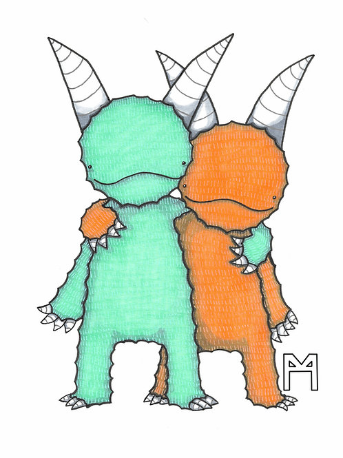 Monster Buddies