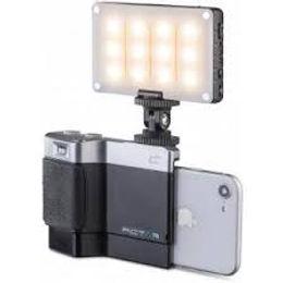 תאורה חכמה למצלמות ולסמארטפונים Pictar