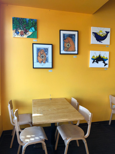 Yellow Wall 1