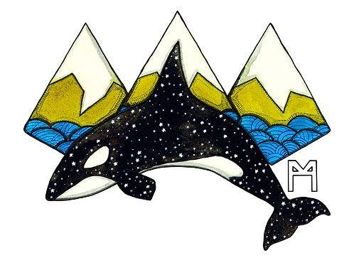 Orca Mountains