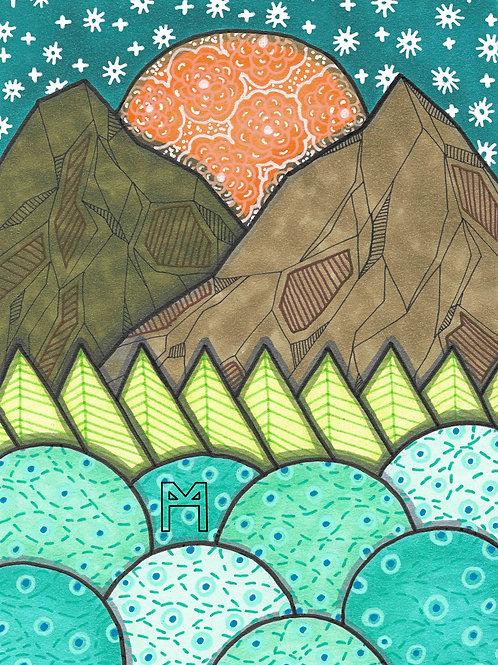 Mountains 14