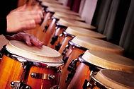 Conga Unterricht Rosenheim Percussion